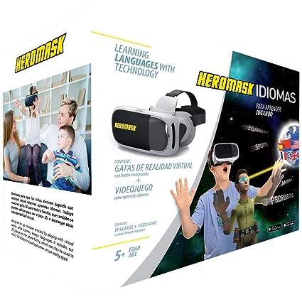 Gafas Realidad Virtual Ninos Juego Educativo Idiomas Regalo