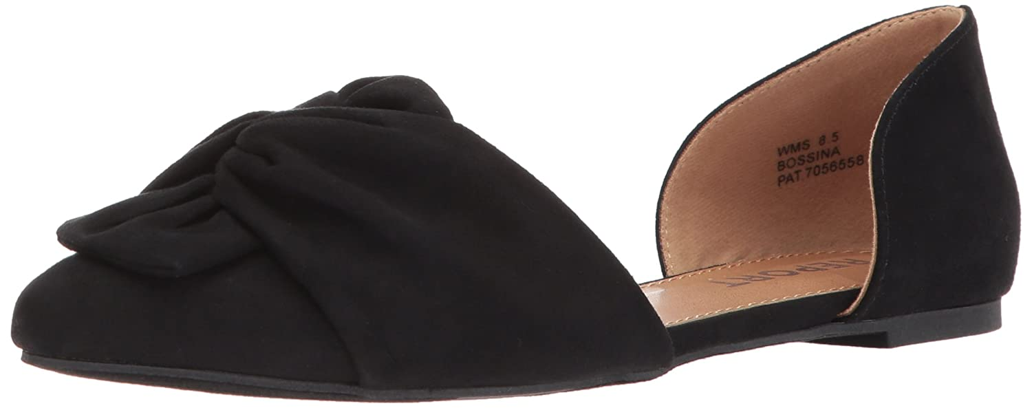 Report Womens BOSSINA Ballet Flat