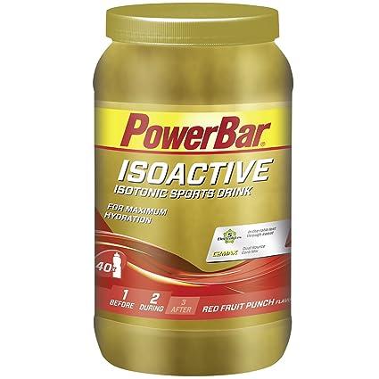 Powerbar Isoactive Suplemento, Sabor Lemon - 1320 gr: Amazon.es: Salud y cuidado personal