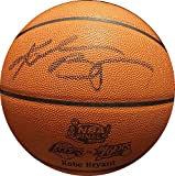 Kobe Bryant Autographed / Signed 2001 Nba Finals Pro Game Basketball Autograph - PSA/DNA Authenticated