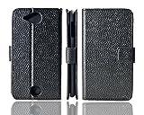 caseroxx Bookstyle-Case for Acer Liquid Jade Plus S55 Smartphone Case in black