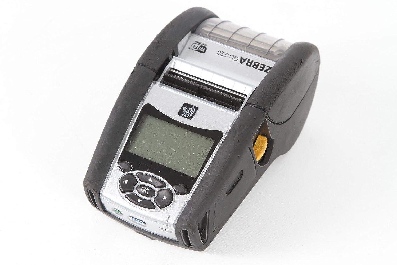 Amazon com : Zebra QLn220 Direct Thermal Mobile Printer, 2