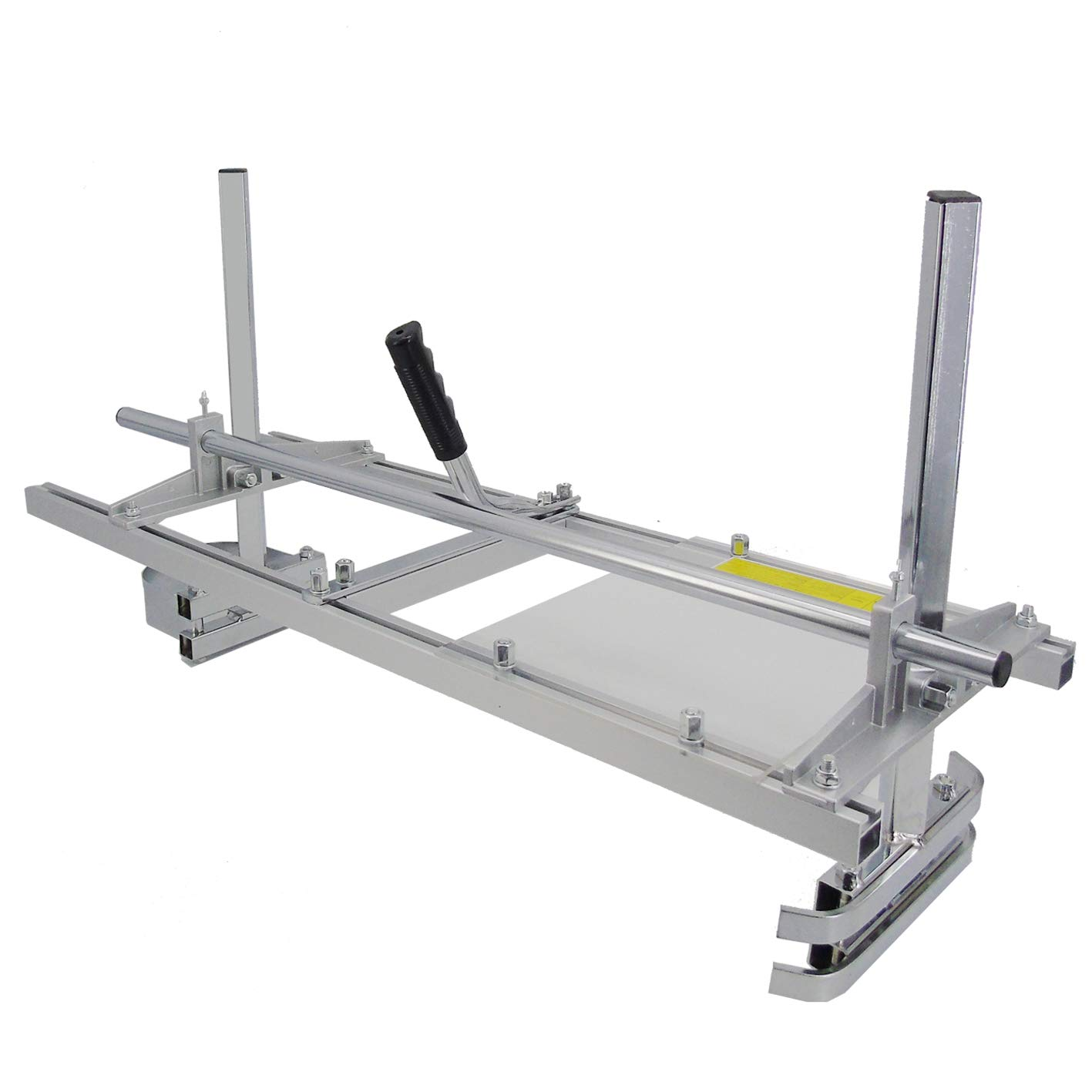 RCTEC Chainsaw Mill 48 Inch Portable Planking Milling Bar Size 14 to 48 Inch