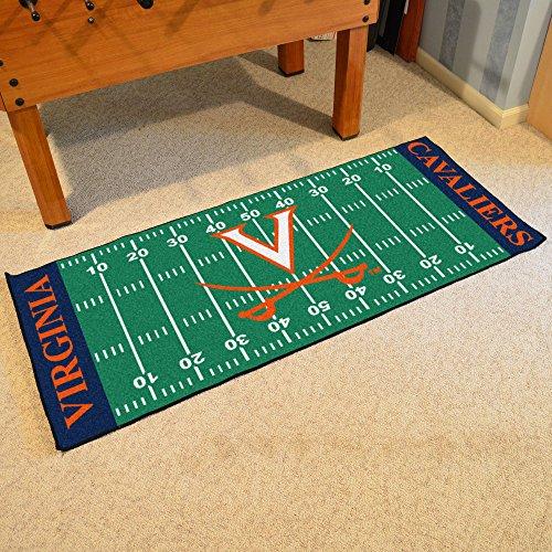 University of Virginia Football Field Runner