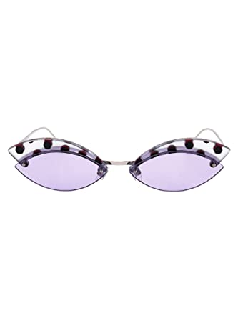FENDI Luxury Fashion Mujer FF0370S58789UR Rosa Gafas De Sol ...