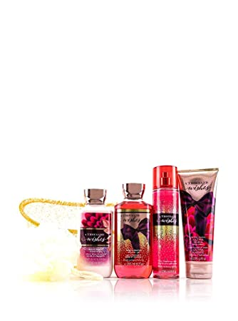 980afec19d Bath and body works A THOUSAND WISHES 5 gift set. buble. body lotion ...