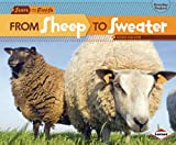 From Sheep to Sweater, Robin Nelson, 0761365648