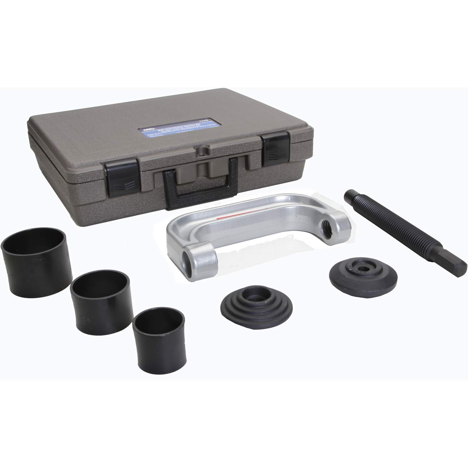 OTC 7249 Ball Joint U-Joint Renewed and Brake Anchor Pin Service Kit with Storage Case