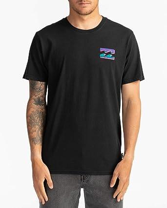 BILLABONG Warchild tee SS - Camiseta para Hombre, Color Azul Claro: Amazon.es: Ropa y accesorios