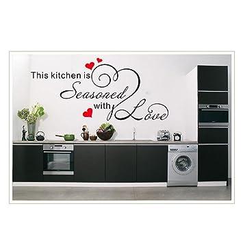 Wandtapete Küche,LUCKDE 3D Tapete Küchentapeten Fototapeten Weltall ...