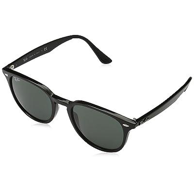 Ray-Ban 0Rb4259 601/71 Gafas de sol, Black, 51 Unisex-Adulto: Ropa y accesorios