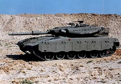 Fahrzeug Merkava Mk.3D Early MENG-Model TS-001