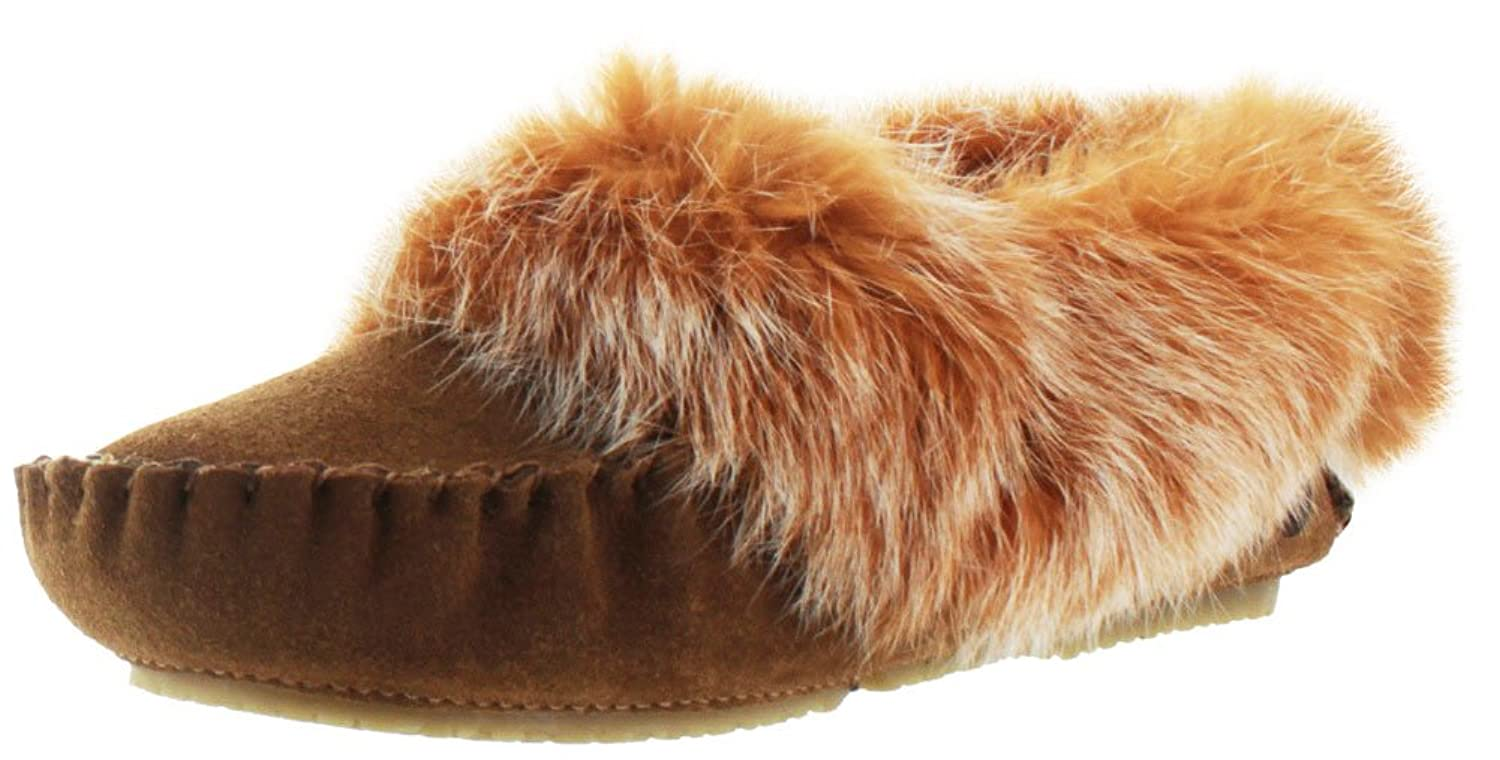 Bearpaw Women's Kacey Sheepskin Slip On Slipper