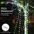 Mlambert 99Ft LED Rope Lights Outdoor, Color Changing Fairy String Lights Plug in with 300 LEDs, Waterproof, Super Durable, 16 Colors with Remote, for Bedroom Patio Wedding and Christmas Decor