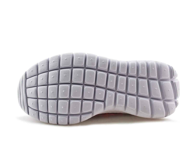 Jabasic Kids Walking Shoes Boys Girls Breathable Slip On Knit Sock Sneakers (Multicolor,1) by Jabasic (Image #5)
