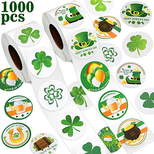 Outus 1000 Pieces St. Patrick