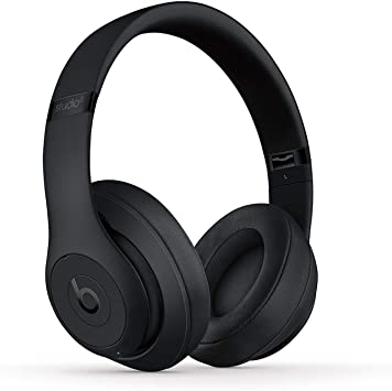 Amazon Com Beats Studio3 Wireless Headphones Matte Black Renewed Electronics