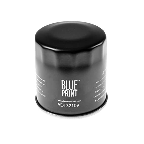 Blue print adt32109 oil filter pack of 1 amazon car blue print adt32109 oil filter pack of 1 amazon car motorbike malvernweather Images