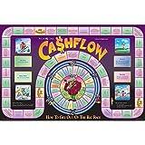 CashFlow 101 game - CashFlow Board Game by Rich Dad
