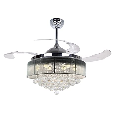 Parrot Uncle Ceiling Fans with Lights 42\