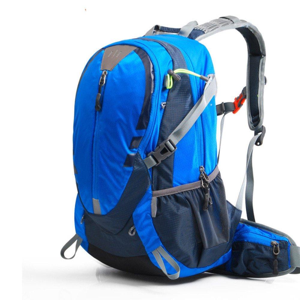 Lmm Outdoor Ridingbicycle Tasche Breathable Schulter Reitausrüstung Männer und Frauen Fahrrad Reiten Tasche,Blau