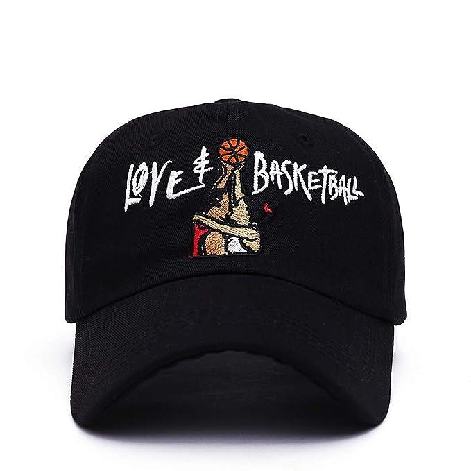 Xivikow 2019 New Dad Hats Love & Basketball Embroid Gorras Black Baseball Cap Movie OG 90s VTG Hip Hop Summer Hat at Amazon Mens Clothing store: