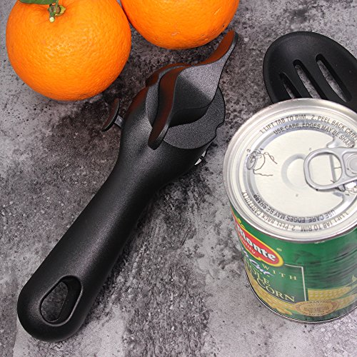 STAR-FIVE-STORE - Auto Safety Lid Lifter, Safety Can Opener for kitchen accessories - ergonomic handle