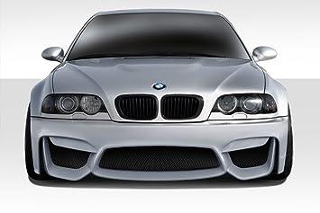 2001 – 2006 BMW M3 E46 DuraFlex M4 Look parachoques delantero – 1 – pieza