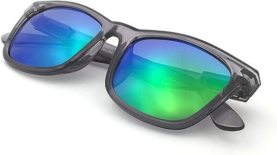 J+S Mission Mark II Rectangle Frame Sunglasses