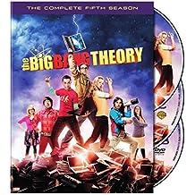The Big Bang Theory: Season 5 by Warner Home Video