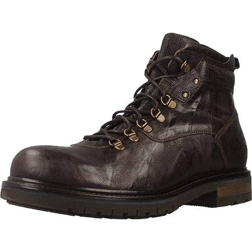 be0cbec993b Nero Giardini A800650U - Botas para Hombre Marrón marrón  Amazon.es  Zapatos  y complementos