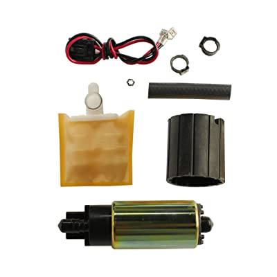 CUSTOM Brand New Electric Intank Fuel Pump With Installation Kit E8314: Automotive