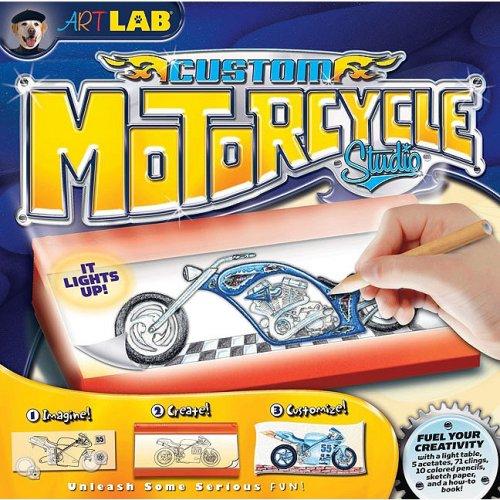 (ARTLAB: Motorcycle Design Studio)