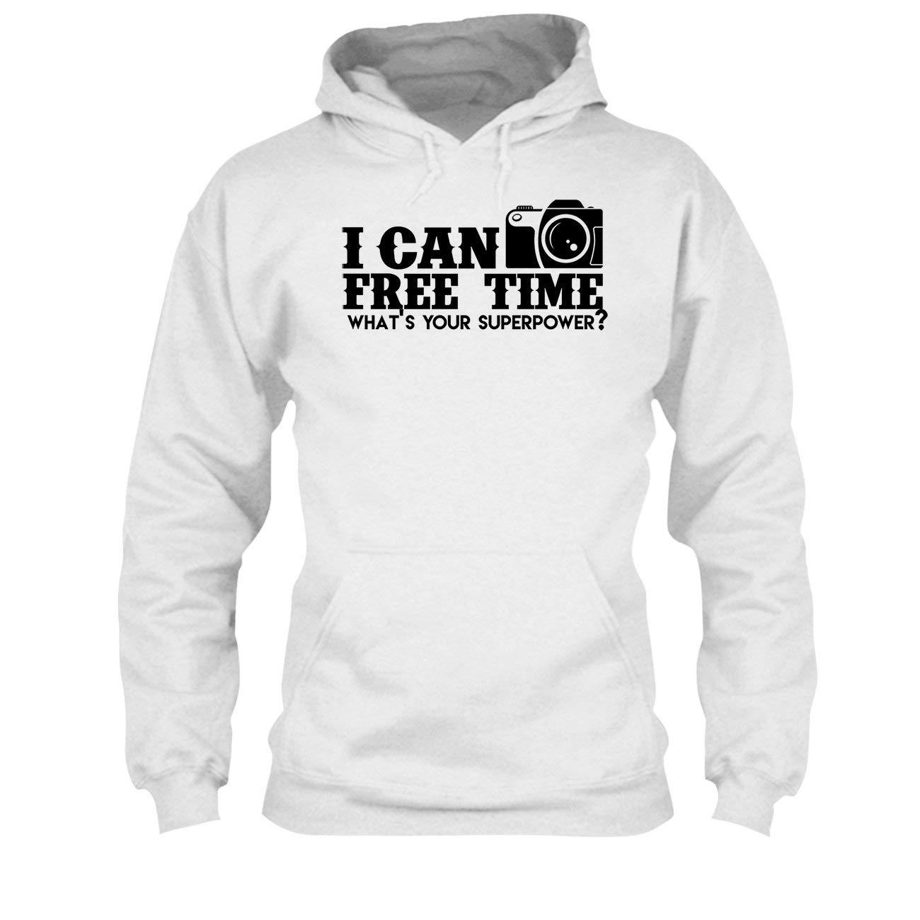I Can Freeze Time Tee Shirt Short Sleeve Shirts