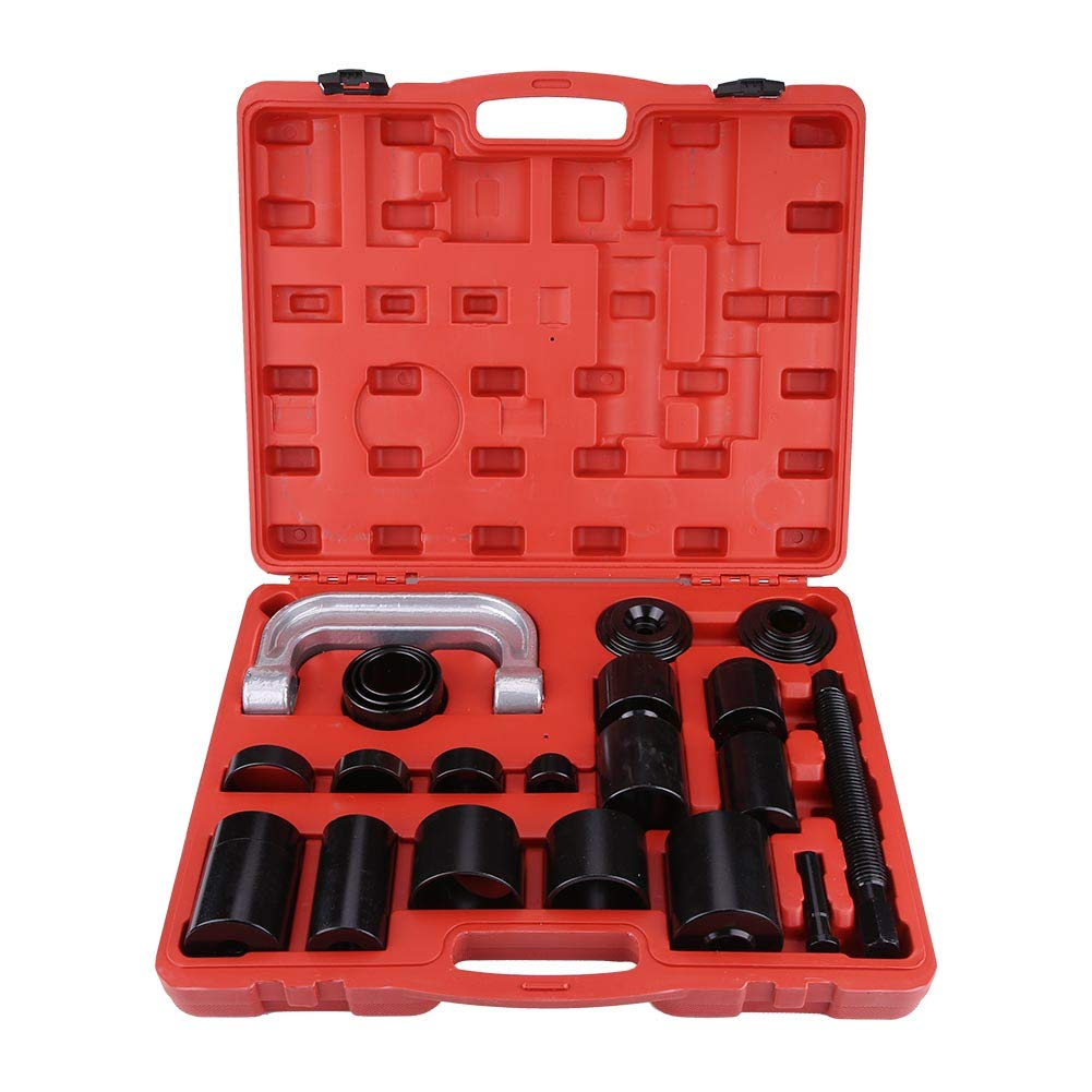 GOTOTOP 21Pcs//Set Car Ball Joint Auto Repair Tool Service Remover Tool Installing Convenient Removal Seperator Tools