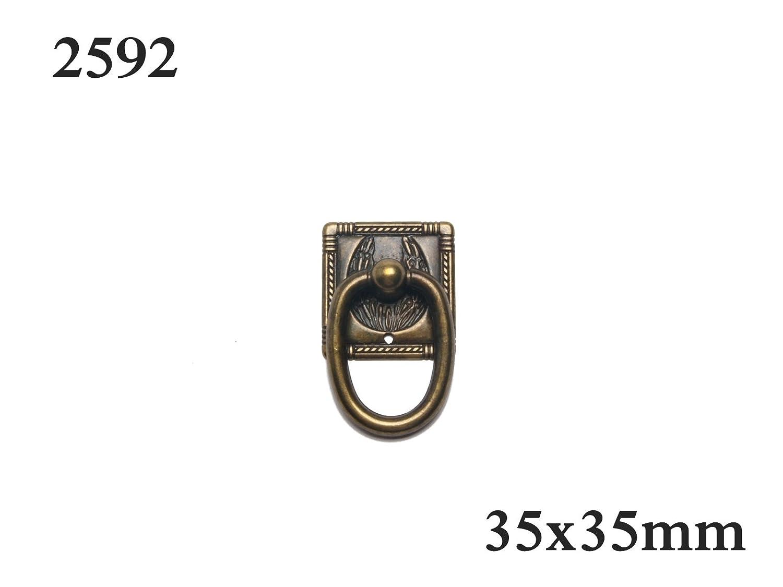 Antikmö bel Griff Schlü sselschild (5038/A6.01) euroantik1a