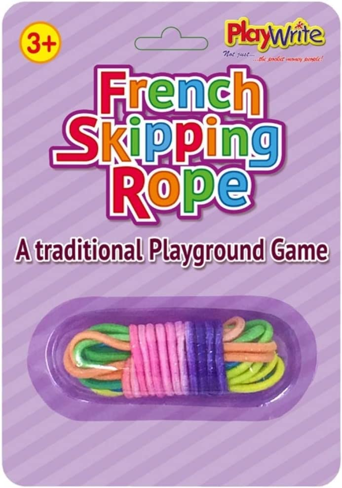 Elastic Band Toys Kids Skipping Rope Toys Chic Students ... NUOBESTY Jump Ropes
