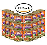 PACK OF 24 - Glory Foods Seasoned Southerny Style Green Beans, 27.0 OZ