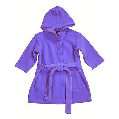 WXY Boys Hooded Fleece Robe