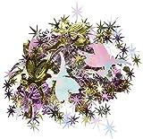 Beistle CN147 Fairy Magic Confetti (3-Pack)