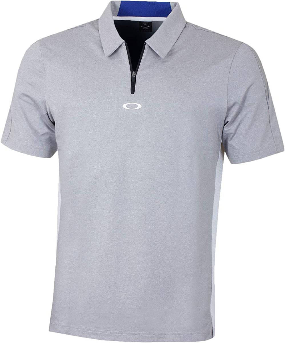 Oakley Perf Ellipse - Polo de golf para hombre Granite. XXXL ...