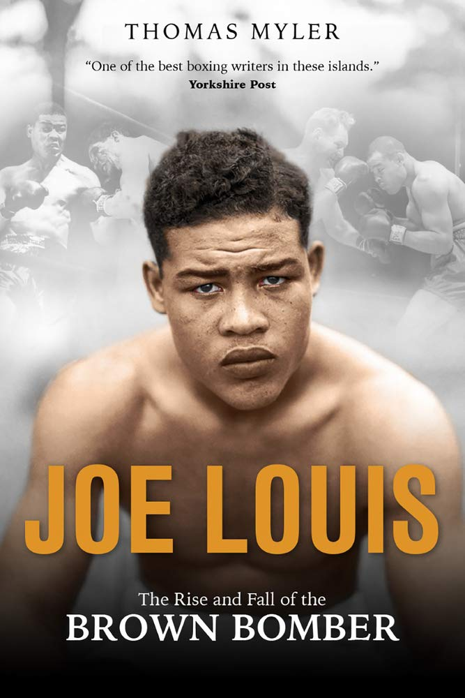 Joe Louis Boxing Legend Awsome Action NEW Poster
