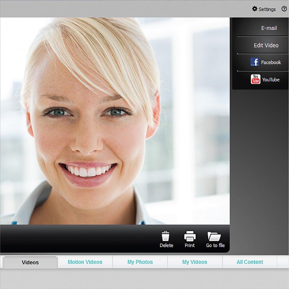 Logitech HD Webcam C310