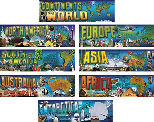 Continents of World mini bbs