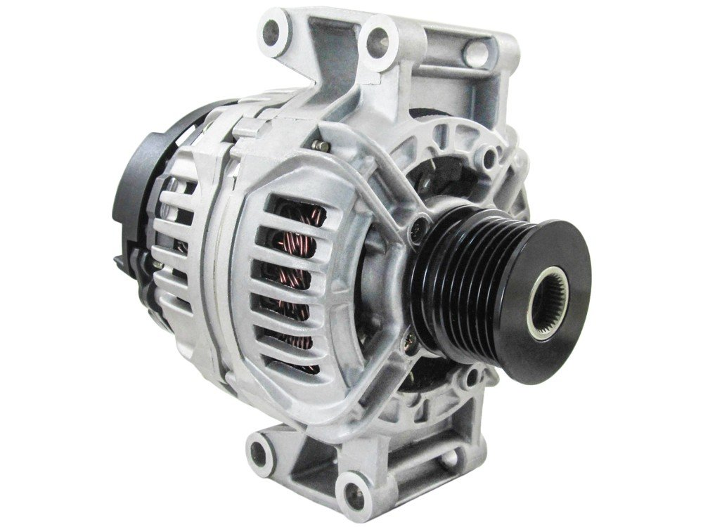 Amazon.com: NEW ALTERNATOR FITS EURO MERCEDES BENZ C200 C220 V200 V220 2.2L CDI 0-124-325-046: Automotive