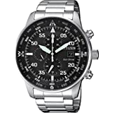 Citizen Mens Eco-Drive Chronograph Watch CA0690-88E
