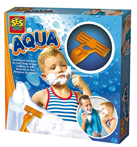 SES Creative Aqua-Shaving in the Bath Fun While Learning Kit