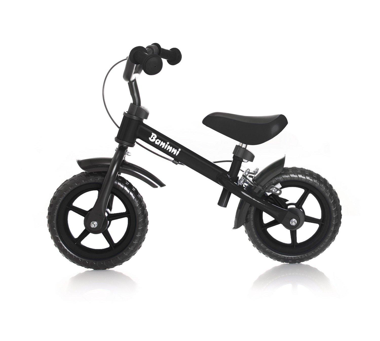 Baninni Wheely bn015/Anh/änger Fahrr/äder schwarz