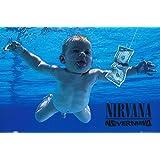 GB Eye Nirvana Nevermind Poster