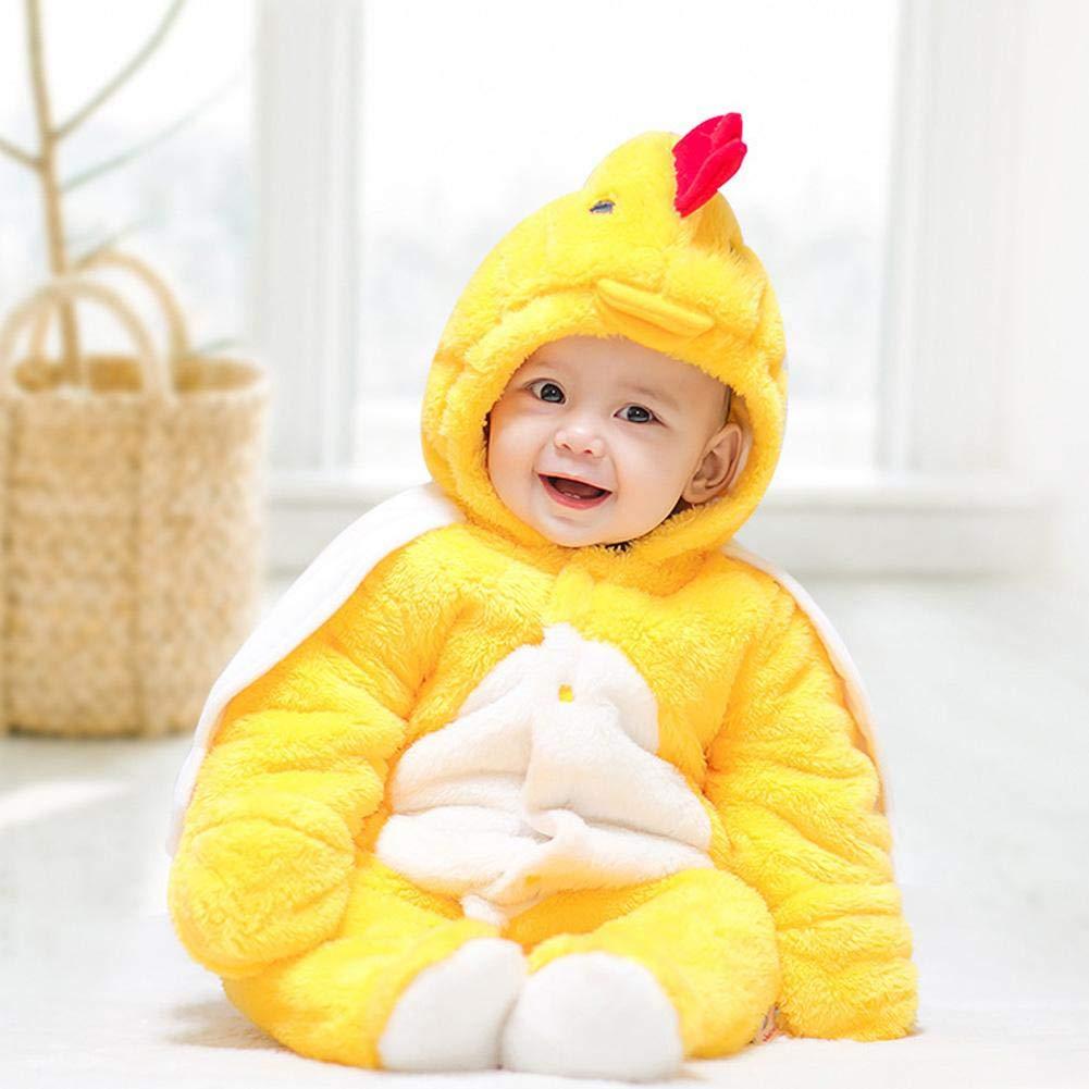 Per Rompers Bebés Invierno Pijamas Niños Forma de Dibujo Animado Ropa de Dormir Disfraces para Fotografía: Amazon.es: Bebé